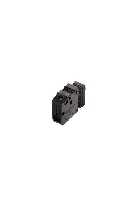 1003900000 OMNIMATE Power - Serie WGK, Borne de paso, WGK 4 VP/Z GN/YE