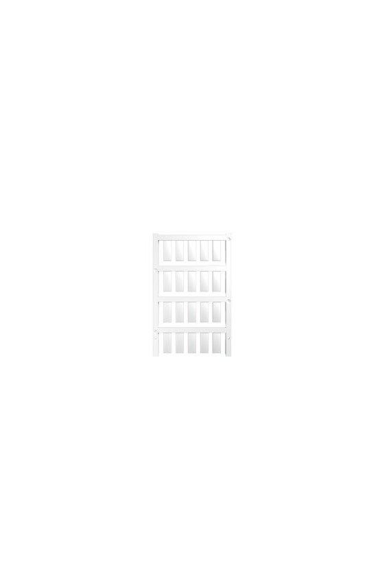 1027290000 Señalizadores de dispositivos x 20 mm, PA 66, Color: blanco, enchufable ESG-M 8/20 MC NE WS