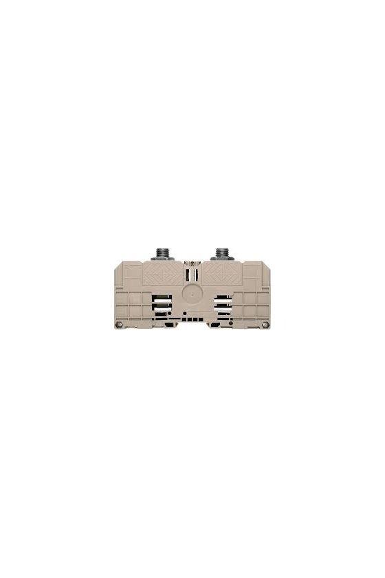 1028700000 Bornes de tornillo, Borne de paso, Sección nominal: 300 mm², Conexión de espárrago, WFF 300