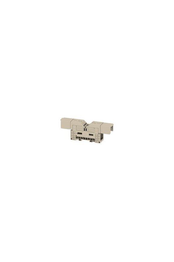 1029500000 Bornes de tornillo, Borne de paso, Sección nominal: 120 mm², Conexión de espárrago, WFF 120/AH