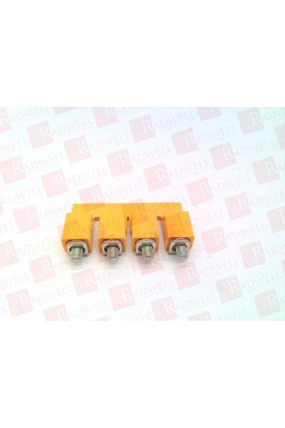 1055260000 Serie W, Conexión transversal, para bornes, Número de polos: 4, WQV 16/4