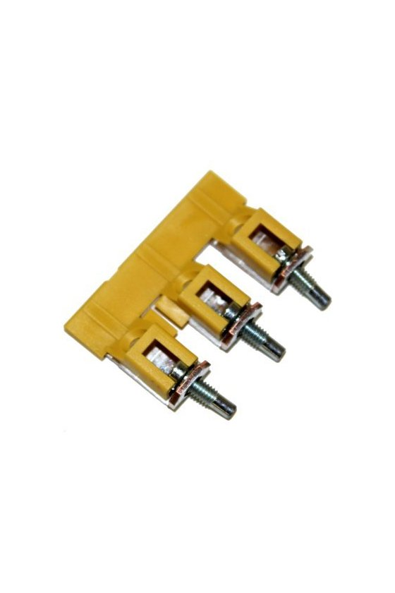 1055360000 Serie W, Conexión transversal, para bornes, Número de polos: 3, WQV 35/3