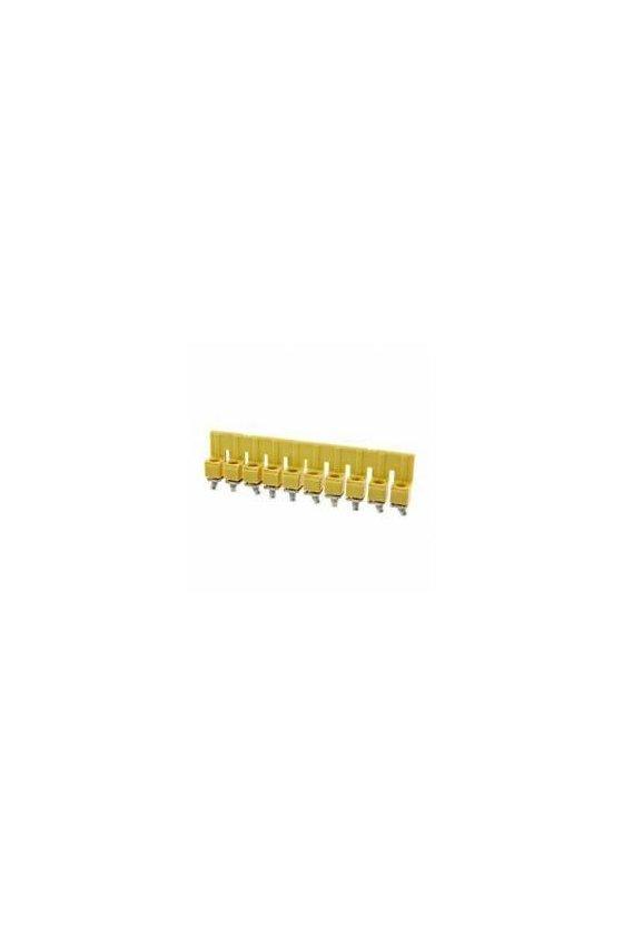 1062720000 Serie W, Conexión transversal, para bornes, Número de polos: 12, WQV 6/12