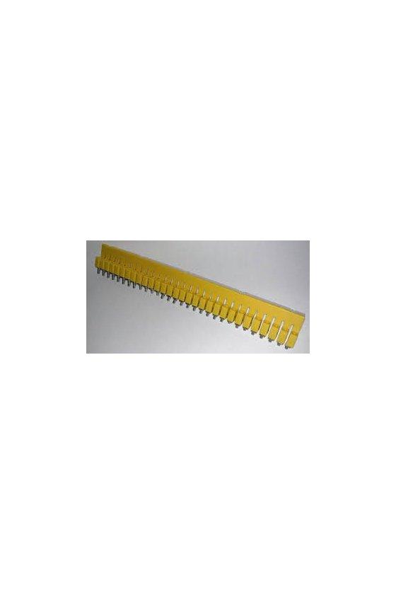 1067500000 Serie W, Conexión transversal, para bornes, Número de polos: 30, WQV 2.5/30