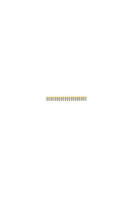 1071700000 Serie W, Conexión transversal, para bornes, Número de polos: 4, Q 4 WDL 2.5S