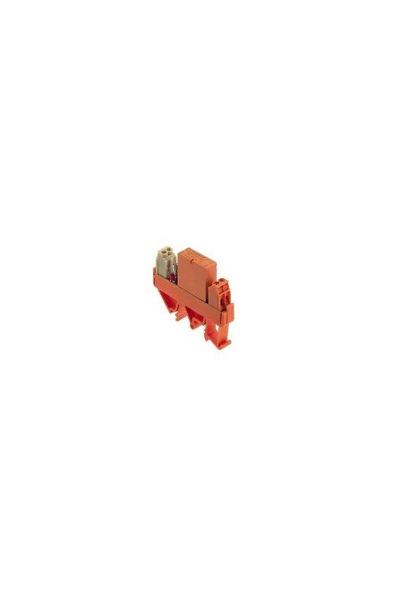 1101621001 Módulo de relé, Intensidad permanente: 6 A, Conexión brida-tornillo, RS 30 24VDC LD LP 1A