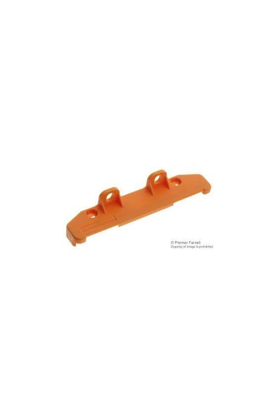 1185160000 Tapa final, RS 100 naranja, Tapa final, Anchura: 21.5 mm, AP 100 D