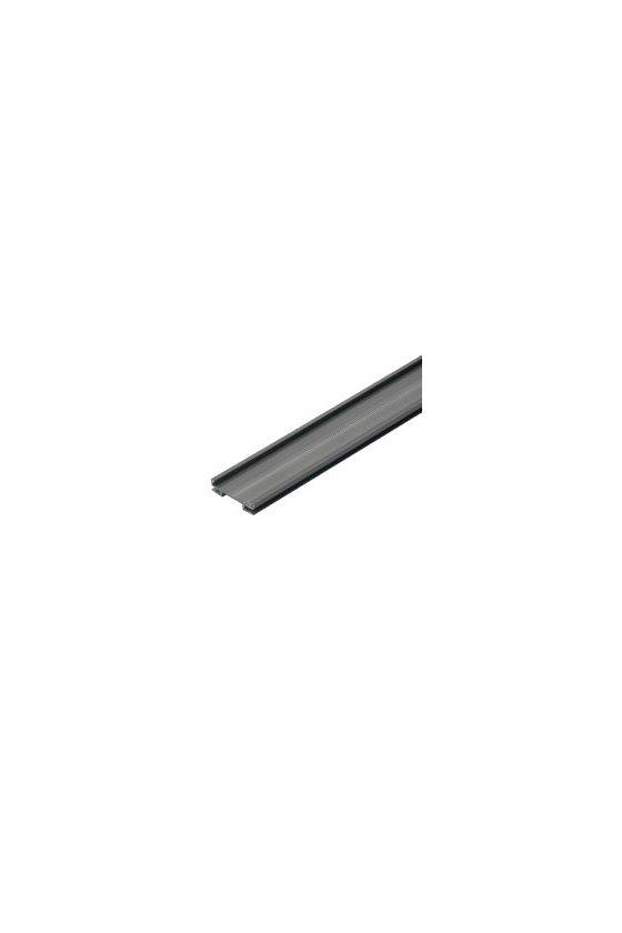 1248160000 OMNIMATE Housing - Serie CH20M, Longitud: 500 mm, Anchura: 25.1, CH20M BUS-PROFIL TS 35X7.5/500