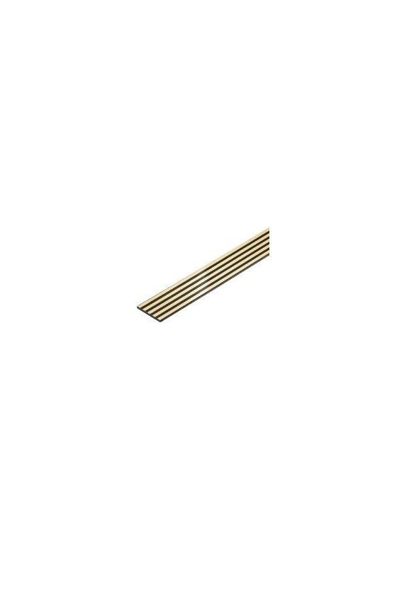 1248240000 OMNIMATE Housing - Serie CH20M, Longitud: 750 mm, Anchura: 21.8, CH20M BUS 4.50/05 AU/750