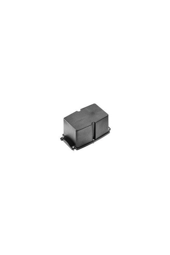 1276220000 Cajas, IP65 con carcasa correspondiente, Policarbonato, GF 10, BG GHDE HO PT6