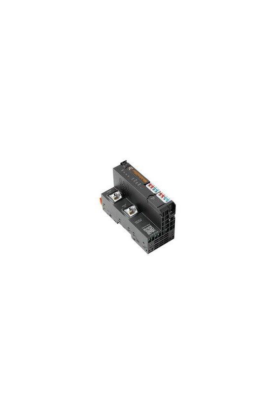 1334910000 Módulo de E/S remoto, IP20, Distribuidor de potencial, UR20-FBC-EC
