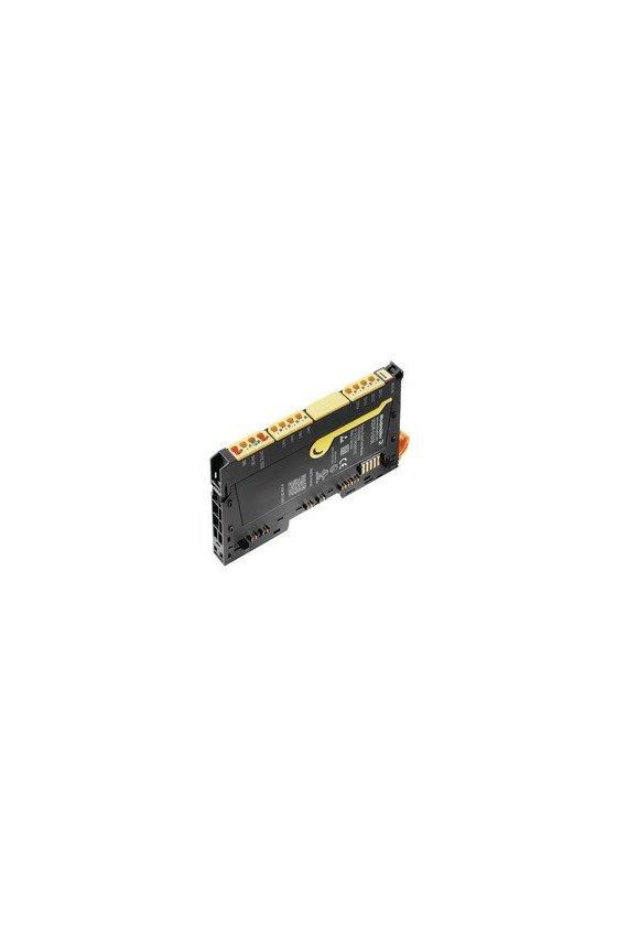 1335040000 Módulo de E/S remoto, IP20, Seguridad, Fuente de alimentación SIL, UR20-PF-O-2DI-DELAY-SIL
