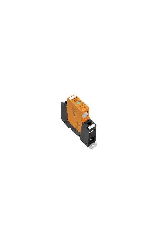 1352580000 Descargador de sobretensión, Baja tensión, sin contacto de aviso remoto, Monofásico, VPU II 1 280V/40KA