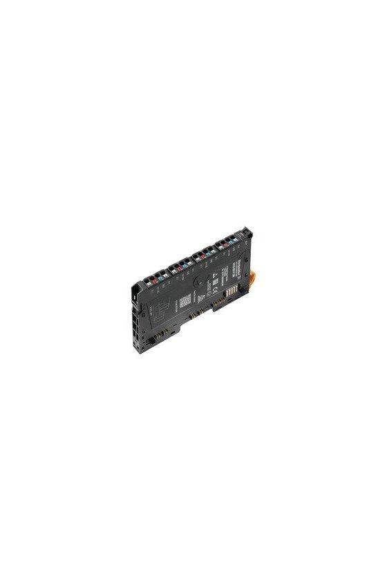 1394400000 Módulo de E/S remoto, IP20, Señales digitales, Entrada, 8 canales, UR20-8DI-P-3W