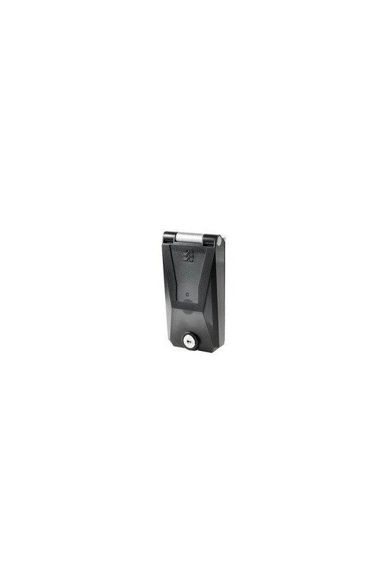 1450520000 FrontCom, Marco único, Tapa de plástico, Enclavable con llave, IE-FC-SFP-KEY