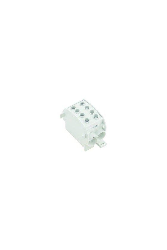 1561770000 Serie W, Bloque de distribución, Sección nominal: Conexión brida-tornillo, WPD 103 2X70/2X50 GY