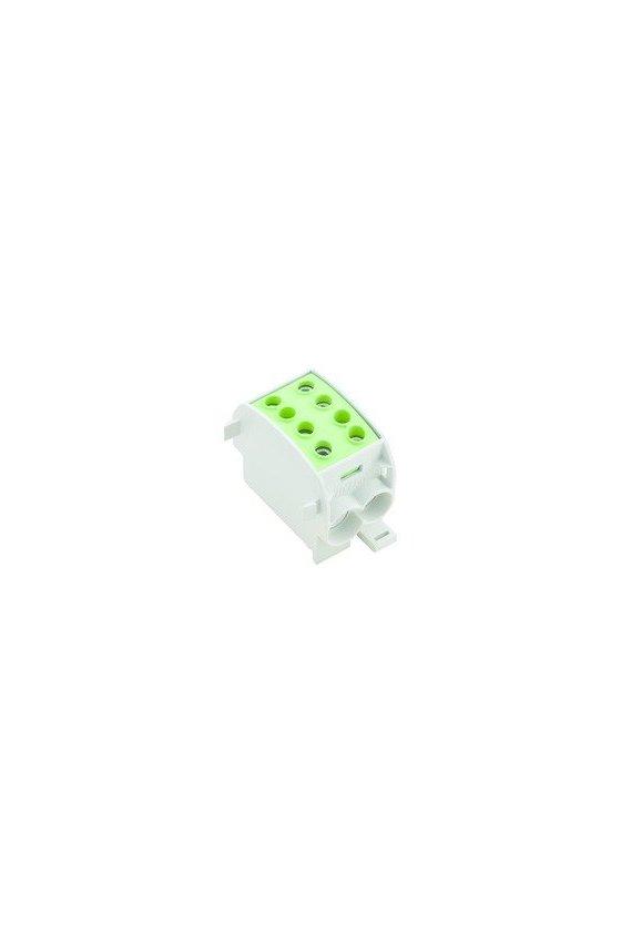 1561790000 Serie W, Bloque de distribución, Sección nominal: Conexión brida-tornillo, WPD 103 2X70/2X50 GN