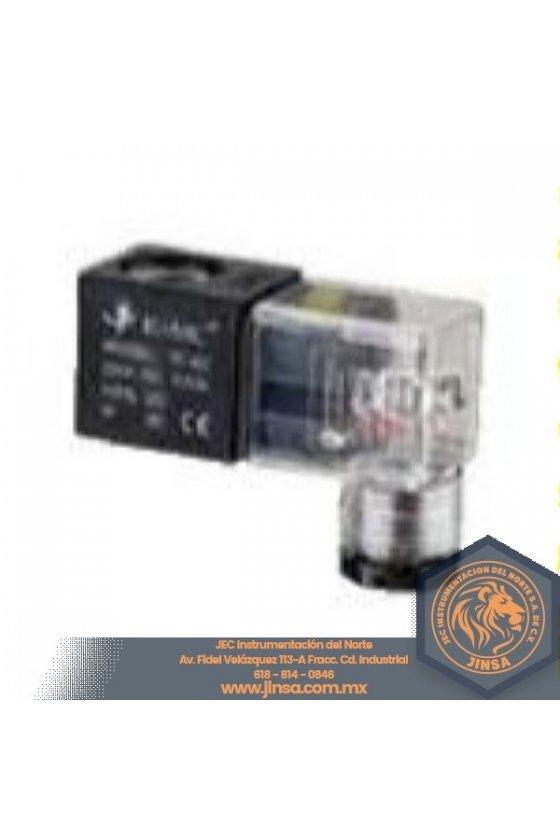 VC2-DT-E4-XD-V2-E4 XD-V2-E4 BOBINA P/VALVULA DIRECCIONAL 24VCDC P/ V5211,V5221, V5231