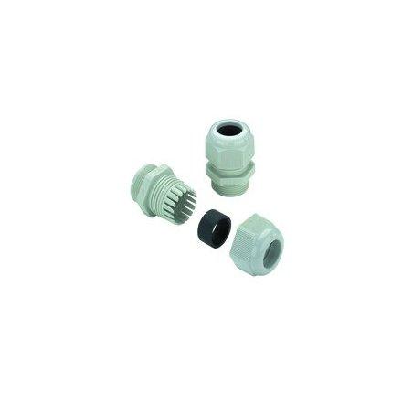 1568990000 VG K (prensaestopas de plástico estándar), Prensaestopas, PG 11, 8 mm, 10 mm, VG 11-K68 PG 11 RANGO 5 - 10