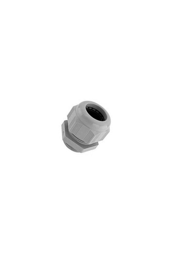 1569020000 VG K (prensaestopas de plástico estándar), Prensaestopas, PG 21, 11 mm, VG 21-K68 PG 21 RANGO 13 - 16