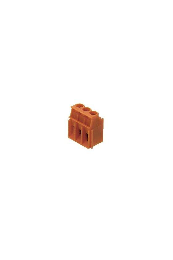 1592830000 Bornes para circuito impreso, 5.08 mm, Número de polos: 3, 90°, LP 5.08/3/90 PIN 3.2