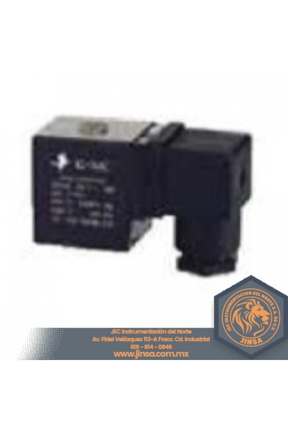 XHD-V1-E4-VC1-DT-E4 XD-V1-E4 BOBINA PARA VALVULA DIRECCIONAL 24VCDC PARA V5211