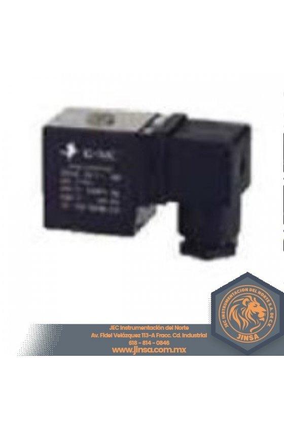 XHD-V2-E2 BOBINA PARA VALVULA DIRECCIONAL 220VAC PARA V5211 V5221 V5231