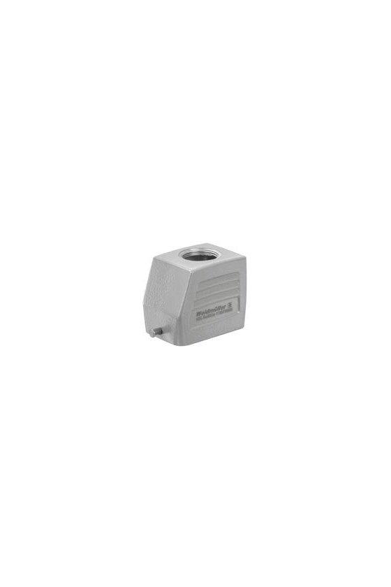 1652640000 cajas, Grupo: 3, Tipo de protección: IP65, Entrada del cable parte superior, Caja de conector, HDC 06B TOLU 1PG16G