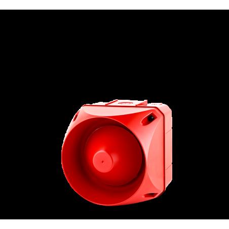 874360310  asl indicador multitono de 63 tonos 120db base roja 184mm 110/120vac