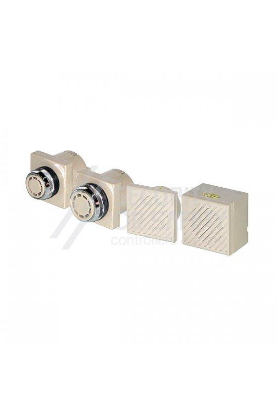 HY306N Alarma timbre melodía 85 dB (1m distancia)110vca 30mm
