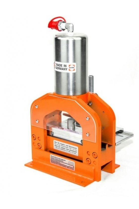 3250  cortadora de barras mod.S125 ( hidraúlica )
