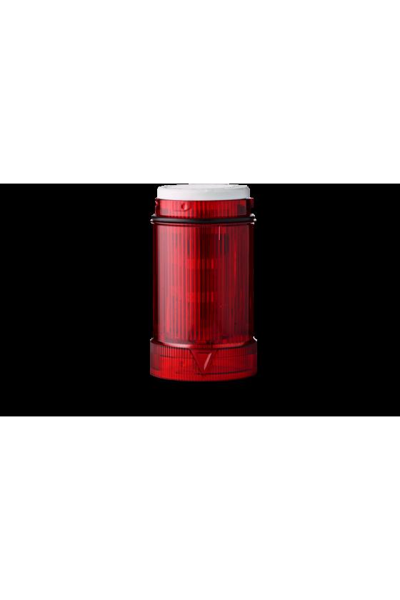 902002900 zll ecomodul40 lámpara luz fija sin foco, color rojo hasta 250 v ac/dc