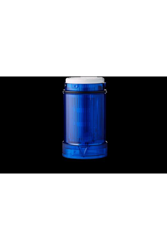 902005900 zll ecomodul40 lámpara luz fija sin foco, color azul hasta 250 v ac/dc