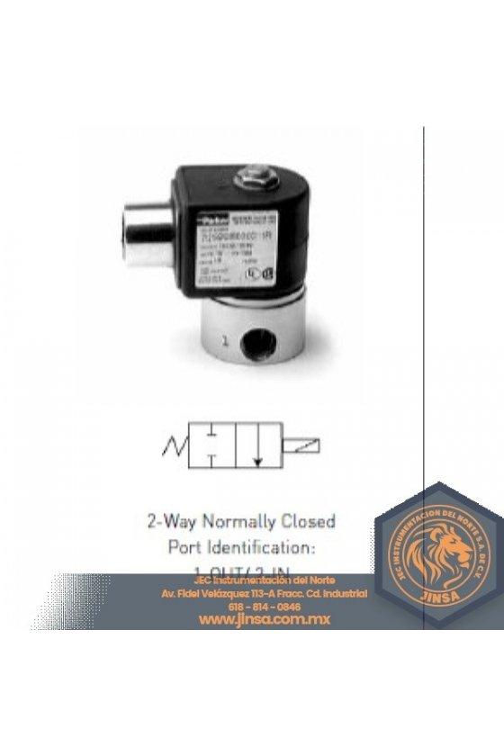 71216SN1BL00 VALVULA 1/8  SS GRAD NC ORI 1/32  0-3000 PSI  185`F