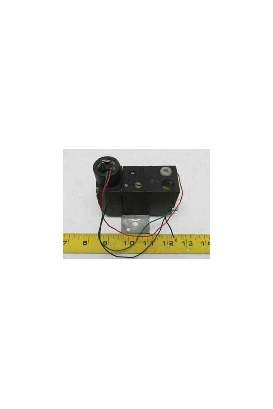 "TA6000-001  transductor e / p fairchild , entrada de 0-10 v cc, salida de 3-15 psig, prensa de 1/4 ""npt"