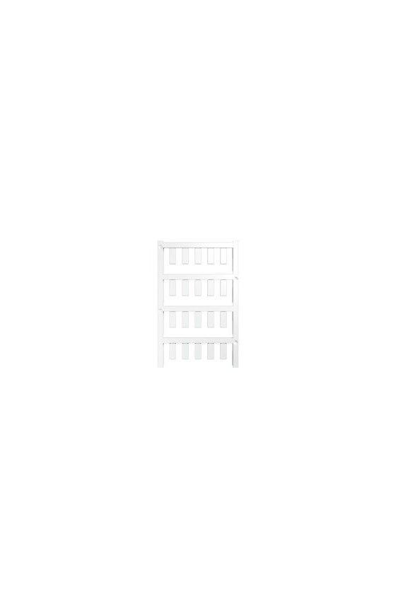 1880120000 ESG, Señalizadores de dispositivos x 17 mm, PA 66, Color: blanco, autoadhesivoESG 6/17 K MC NE WS