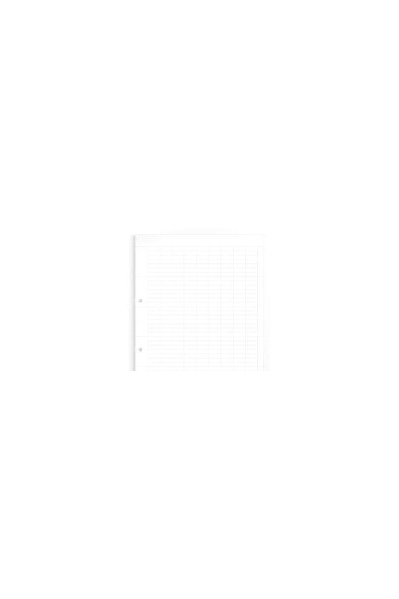1919890000 Señalizador de bornes, Señalizadores conectores, 20 x 7 mm, blanco, ESO 8/20 WS HOJA BLANCA
