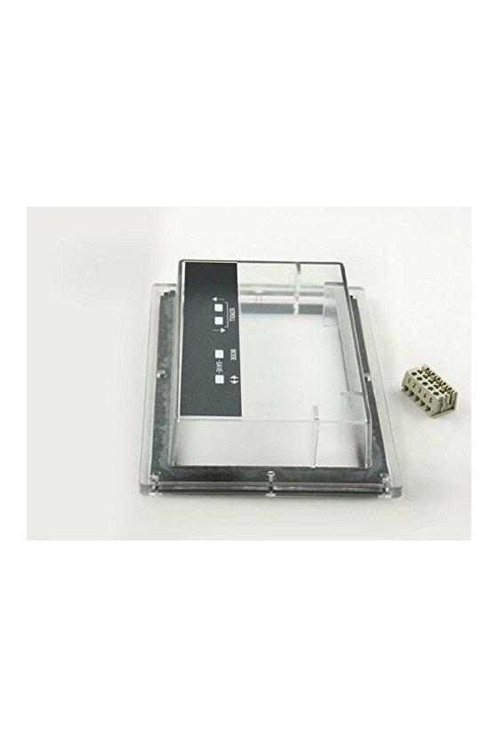 204718A  conjunto de cubierta nema 4 para montaje en panel pantalla s7800