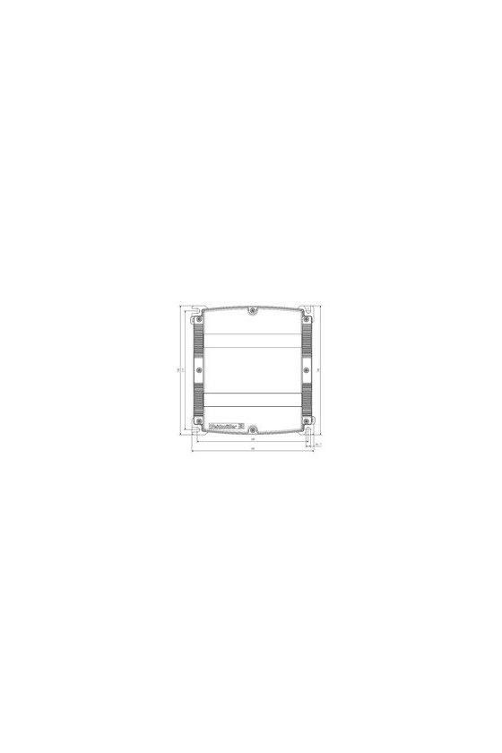 1957590000 FieldPower® Box, IP65, Policarbonato, GF 10, AC Box, POWERBOX XL