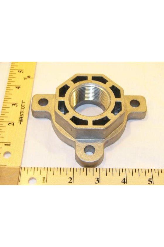 32000109-003 adaptador de tubería npt de 1 1/4 pulg. tren de válvulas integrado de cuerpo pequeño