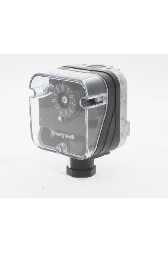 C6097A3012/B  presostato, reinicio manual, 1/4 '' npt, 0.1-20 '' wc,  rompe no. a c. en caída de presión
