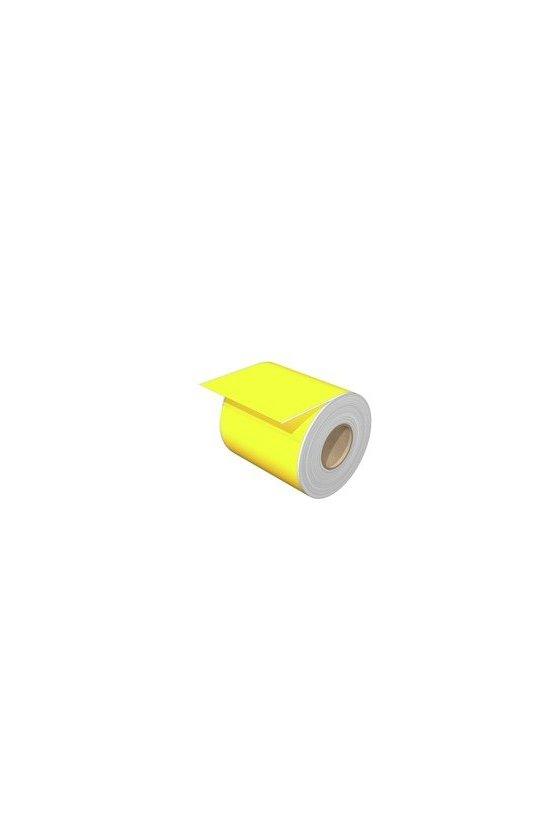 2006730000 THM, Señalizadores de dispositivos, 100, amarillo, EL 100 MM GE 30M