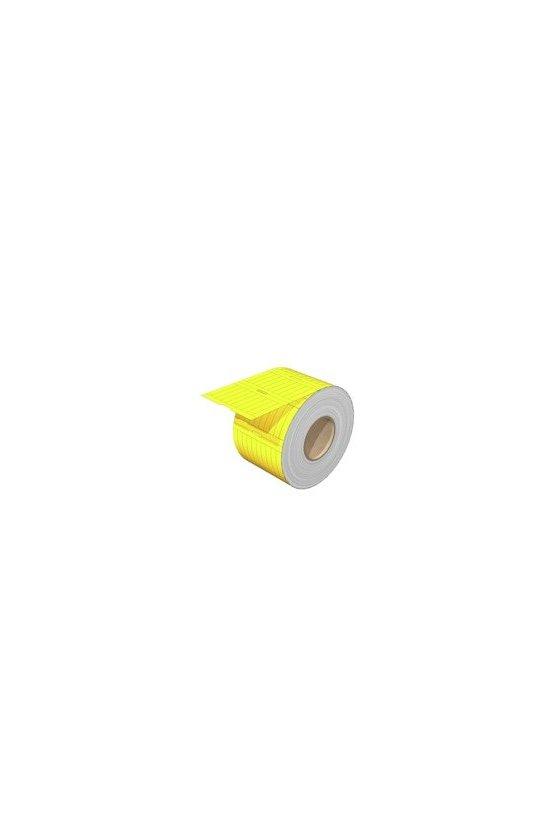 2010620000 ELS, Señalizadores conectores, 30 x 6 mm, amarillo, ELS 6/30 MM GE