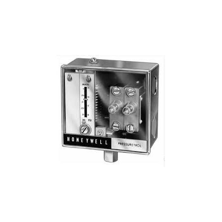 L4079B1058  controladores de límite de presión control, reinicio manual, 5 psi a 50 psi