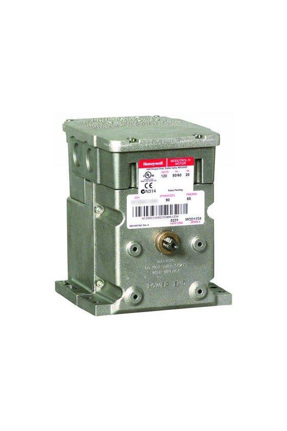 M9484F1031  150 lb-in, nsr, tasa de disparo de protección de llama proporcional, 2 aux. interruptores, 24 v
