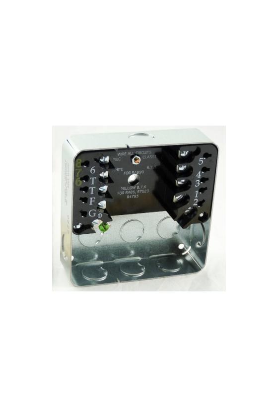 Q270A1024  módulo amplificador de llama, relés encapsulados de plástico
