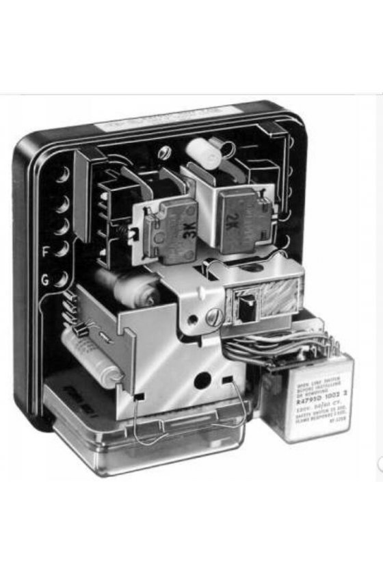 R4795A1016  controles primarios de 120 vca