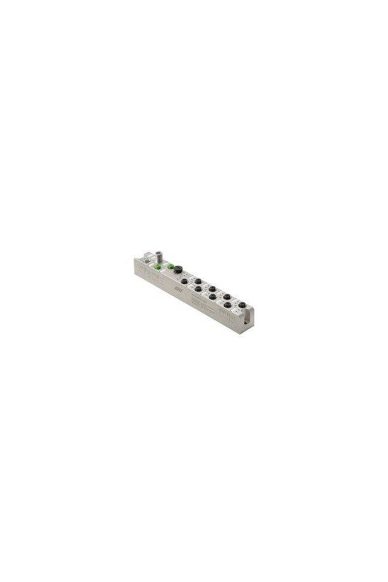 2426250000 Automation Products - u-remote IP67, Distribuidor activo para sensores y actuadores, UR67-PN-HP-8IOL-12-30M