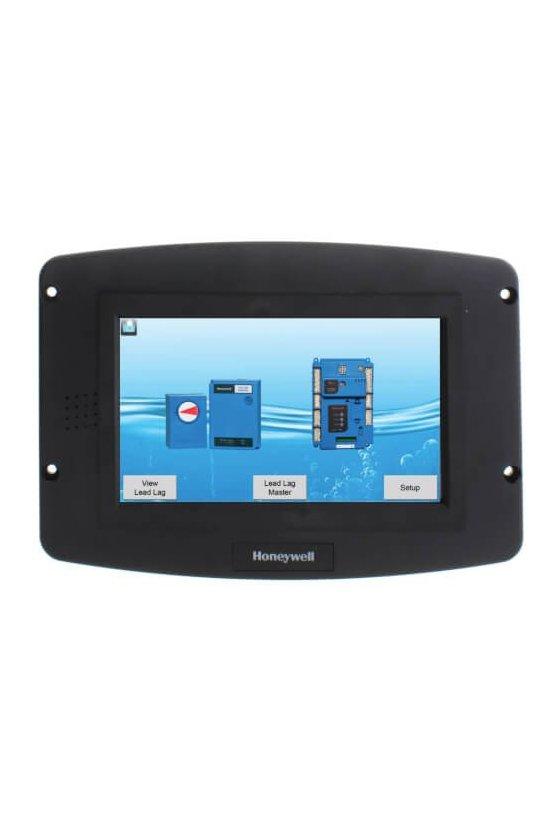 S7999D1006  interfaz del operador del sistema con borde de plástico negro