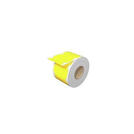 2497030000 SwitchMark, Señalizadores de dispositivos, amarillo, SM DIA 60-22 MM GE VPE100